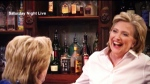 CTV News Channel: Hillary showing off lighter side