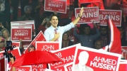 LIVE NOW: Trudeau speaks at large Liberal rally
