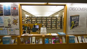 Along with many other city facilities, the Vancouver Public Library closed in mid-March to prevent the spread of COVID-19. Some branches, included Central Library branch (pictured) will reopen starting July 14.