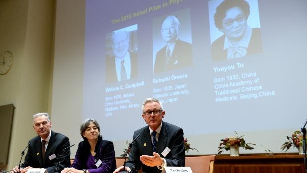 Nobel prize winners for medicine