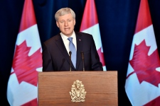 Stephen Harper TPP trade