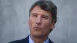 Vancouver mayor Gregor Robertson speaks in Vancouver, B.C., on September 10, 2015. THE CANADIAN PRESS/Darryl Dyck