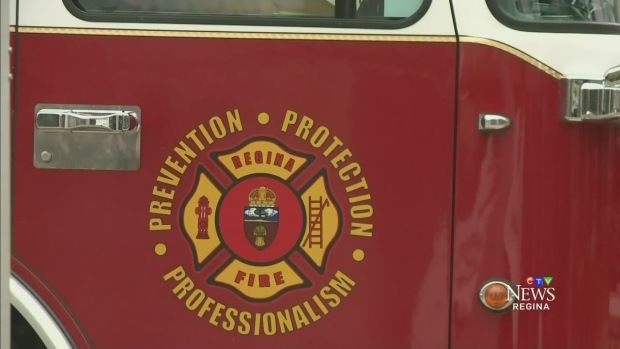 CTV Regina: Fire Prevention Week in Sask.
