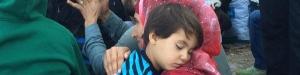 Refugee crisis: CTV News in Greece