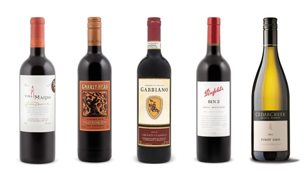 Natalie MacLean's Wines of the Week for October 5,