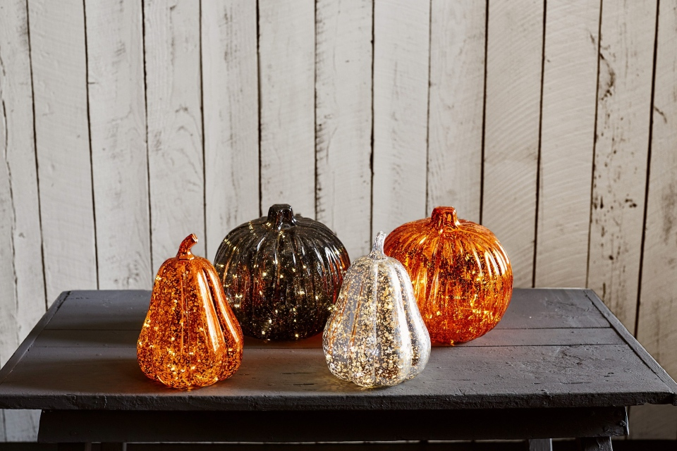 No Carve Halloween Pumpkins Add Style Without The Smoosh