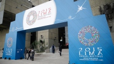 IMF and World Bank annual meetings