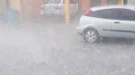 Canada AM: Hail storm causes major damage