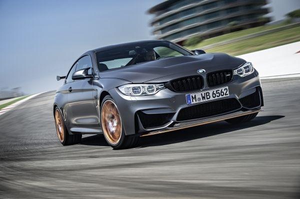 The BMW M4 GTS