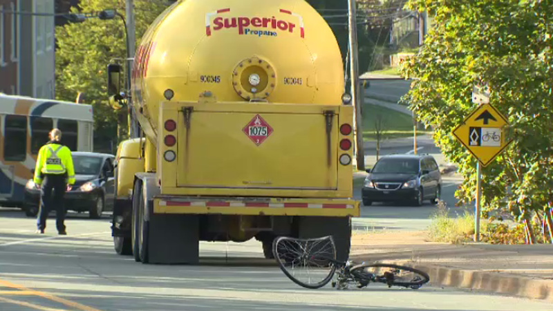 fatal bike crash