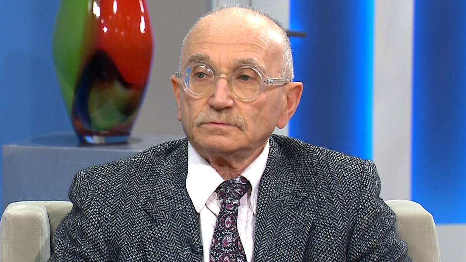Prof. Nelson Wiseman speaks to CTV's Canada AM, Oct. 8, 2015.
