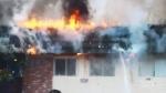 CTV Vancouver: Dozens homeless after blaze