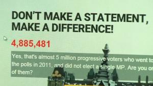 CTV National News: Strategic voting movement