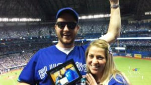 CTV Toronto: A 'Jayful' occasion at the game