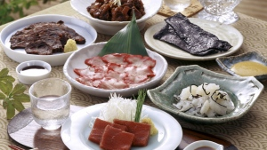 Whale meat is pictured in this undated photo. (©shutterstock.com/KPGPayless)