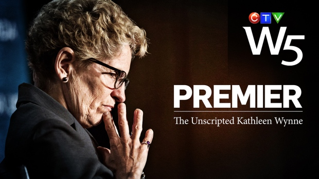 Premier: A unique look at Kathleen Wynne