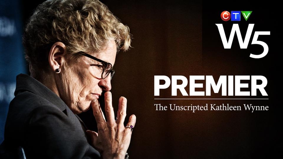Premier: A unique look at Kathleen Wynne