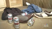 CTV Vancouver: Beer, clothes found in baggage