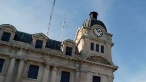 Moose Jaw City Hall (File photo)