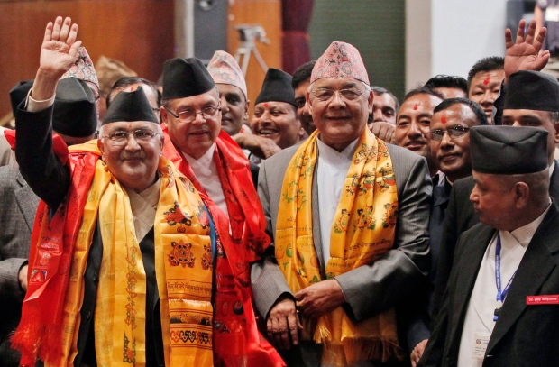 Nepal's parliament elects Communist party leader as new PM ...
