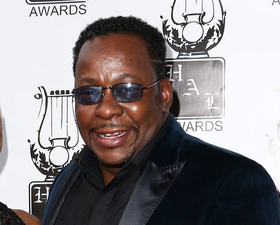 In this Sept. 27, 2015, file photo, Bobby Brown attends the 26th Annual Heroes and Legends Awards in Beverly Hills, Calif. (Photo by John Salangsang/Invision/AP, File)