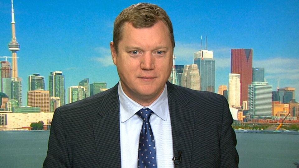 CTV political analyst Scott Reid appears on Canada AM on Tuesday, Oct. 13, 2015.
