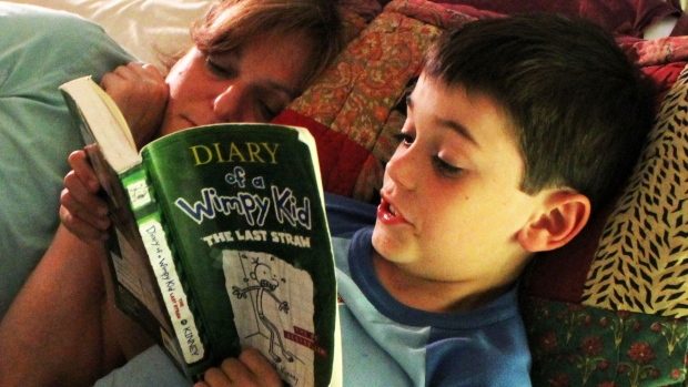 Stories strengthen parent-child relationships