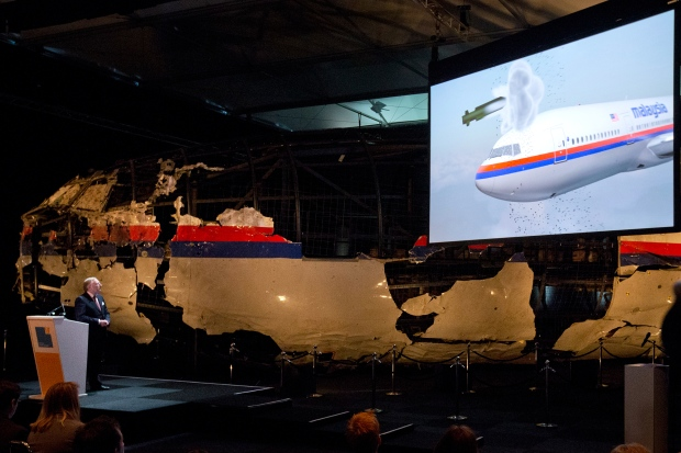 MH17 final report findings