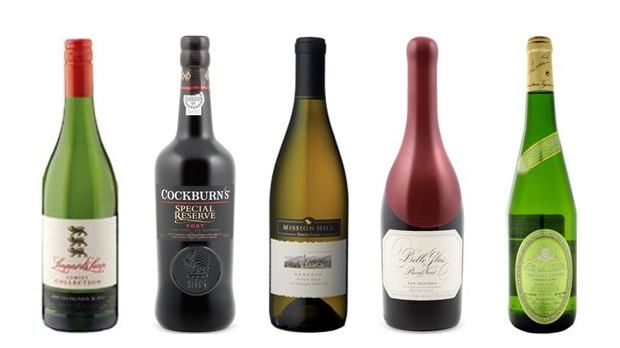 Wines of the Week for October 12, 2015