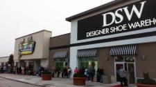 DSW opens in London