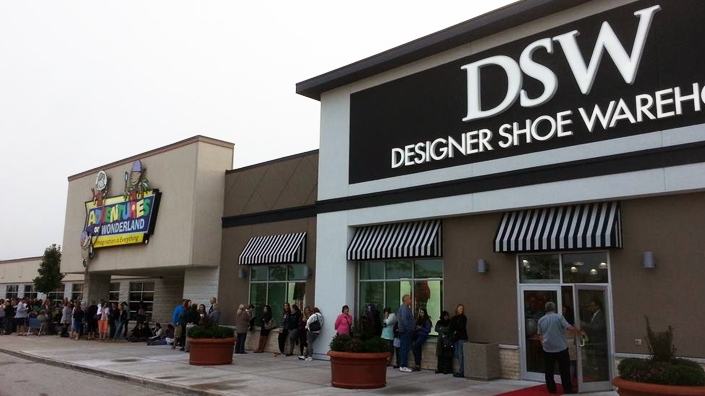 45047a22349f DSW Inc. to close Town Shoes brand and 38 stores in Canada by ...