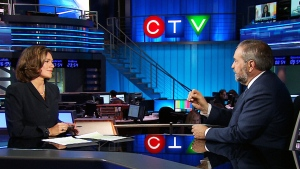 CTV News Channel: Interview with Tom Mulcair
