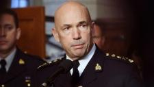 RCMP Commissioner Bob Paulson