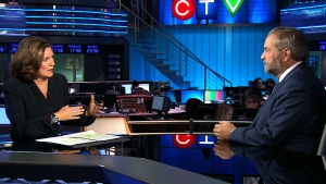 CTV National News: The message and missteps