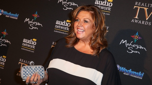 Abby Lee Miller arrives at the 3rd Annual Reality TV Awards at the Avalon Hollywood in Los Angeles on Wednesday, May 13, 2015. (Rich Fury / Invision)