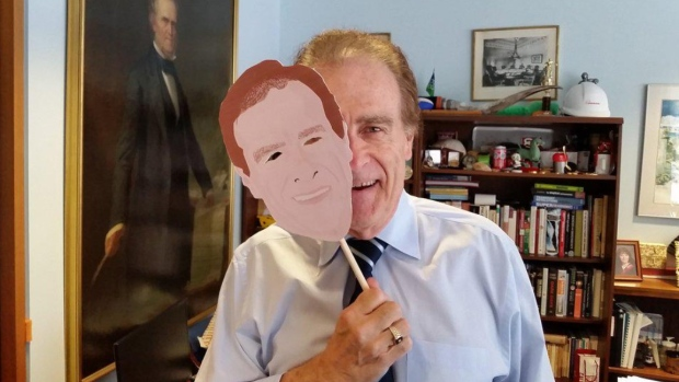 Norm Kelly mask