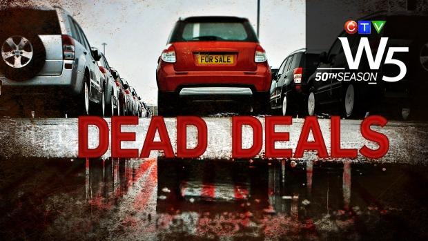 Dead Deals promo