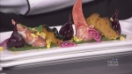 CTV Vancouver: Poached lobster salad from Pan Pacific