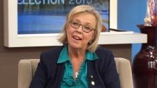 Green Party Leader Elizabeth May