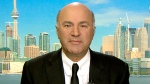 Kevin O'Leary speaks with CTV News Channel on Friday, Oct. 16, 2015.