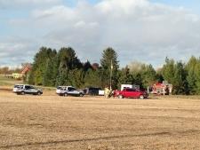 Plane crash near Beeton