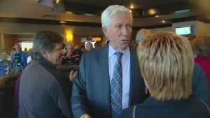 CTV Montreal: Duceppe vies for old riding