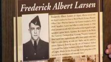 Tribute to Frederick Alberta Larsen