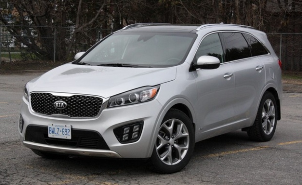 review 2016 kia sorento offers upscale flavours for a happy meal price ctv news autos. Black Bedroom Furniture Sets. Home Design Ideas