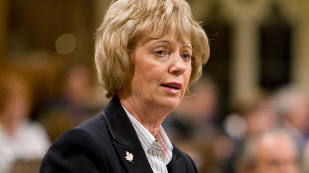 Liberal MP Judy Sgro