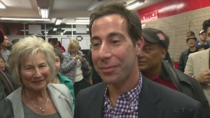 Liberal Anthony Housefather says in the end, his hard work paid off. He won the Mount Royal riding, defeating Robert Libman.