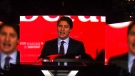 Justin Trudeau speaking