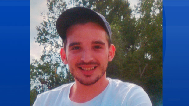 Landon Webb, 25, was last seen in the area of County Home Road at 4 p.m. on Oct. 15. (Nova Scotia RCMP)