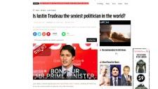 Justin Trudeau headlines