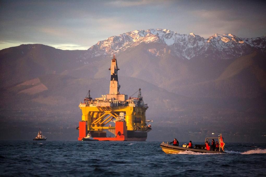 Shell drilling unit